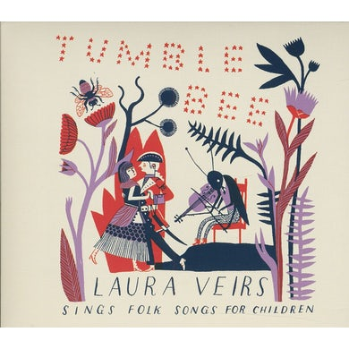 Laura Veirs TUMBLE BEE CD