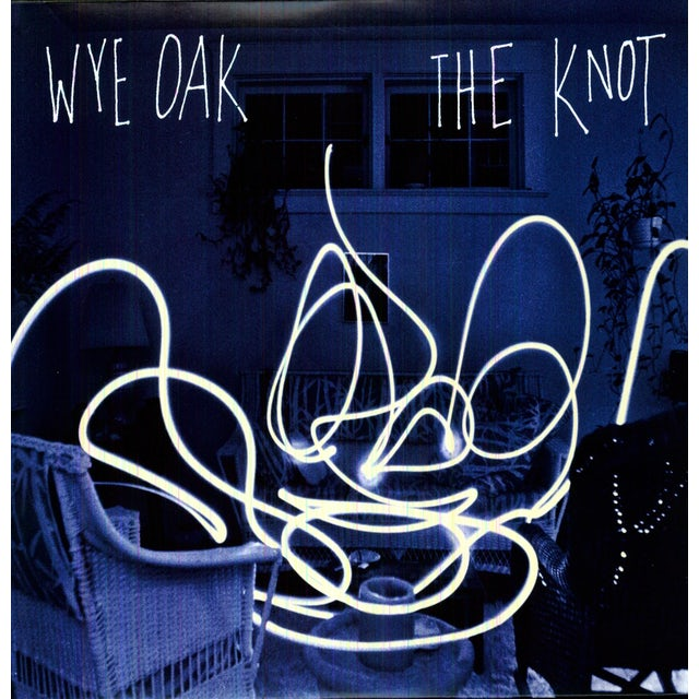 Wye Oak THE KNOT Vinyl Record
