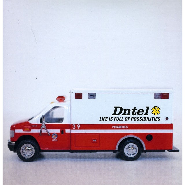 Dntel LIFE IS FULL OF POSSIBILITIES CD