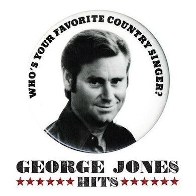George Jones HITS CD