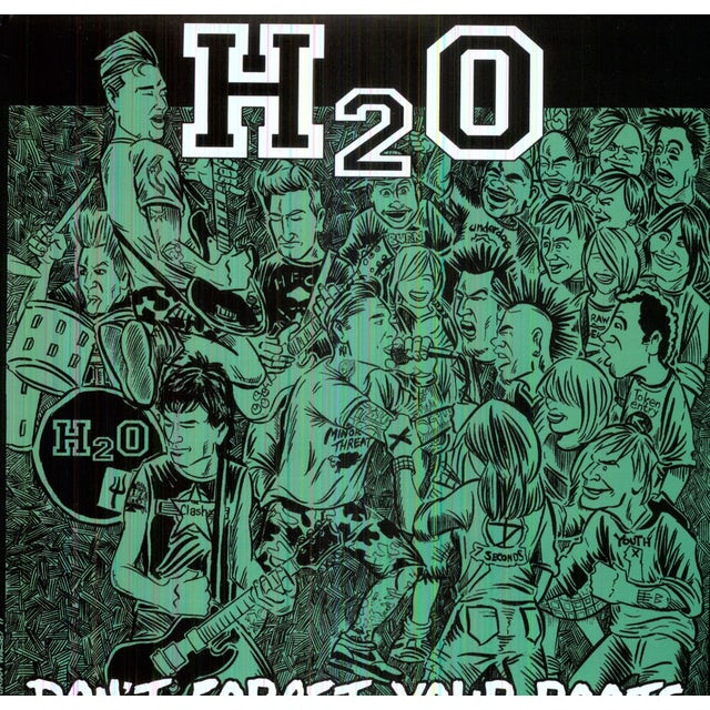 H2O DON'T FORGET YOUR ROOTS Vinyl Record