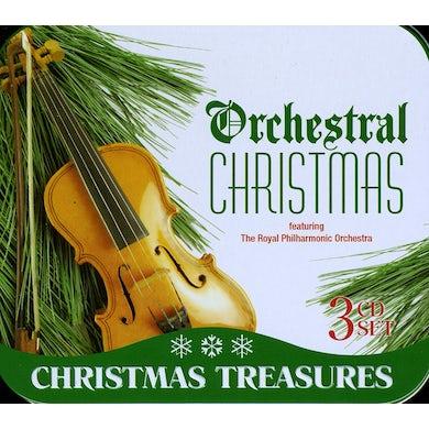 ORCHESTRAL CHRISTMAS: CHRISTMAS TREASURES / VAR CD
