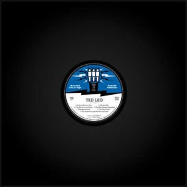 Ted Leo THIRD MAN LIVE 05-10-2011 Vinyl Record