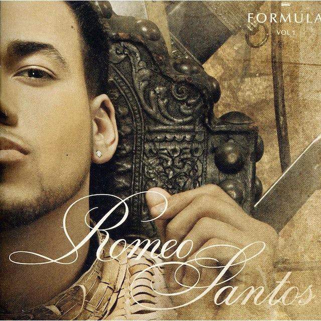 Romeo Santos FORMULA 1 CD
