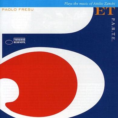 Paolo Fresu P.A.R.T.E. CD