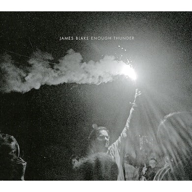 James Blake ENOUGH THUNDER CD