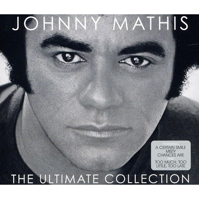 Johnny Mathis ULTIMATE COLLECTION CD