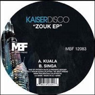 Kaiserdisco ZOUK Vinyl Record