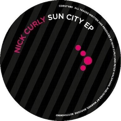 Nick Curly SUN CITY Vinyl Record