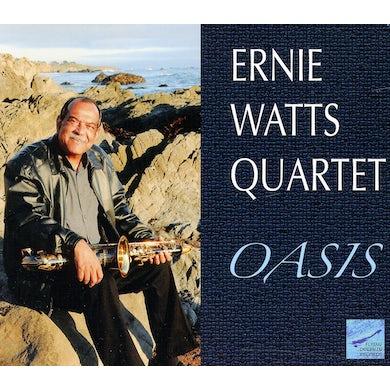 Ernie Watts OASIS CD