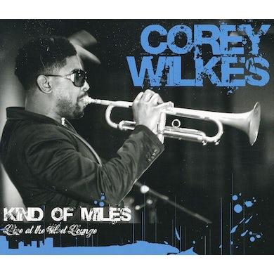 Corey Wilkes KIND OF MILES CD