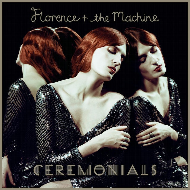 Florence and The Machine CEREMONIALS Vinyl Record