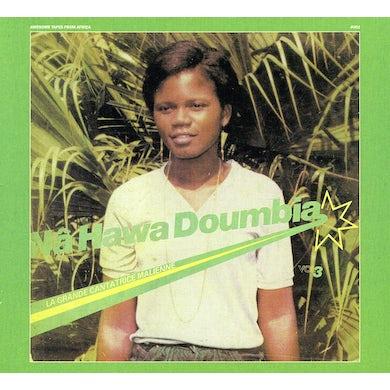 Nahawa Doumbia GRANDE CANTATRICE MALIENNE 3 CD