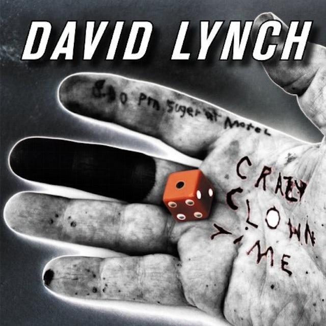 David Lynch CRAZY CLOWN TIME Vinyl Record