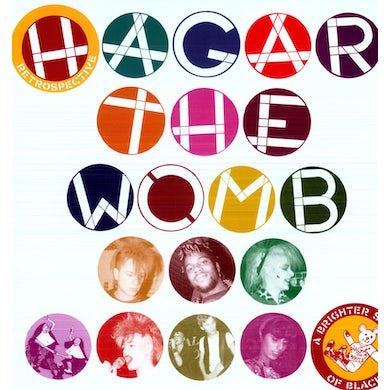 Hagar The Womb BRIGHTER SHADE OF BLACK Vinyl Record - Limited Edition