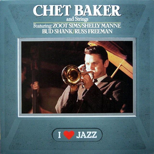 Chet Baker STRINGS Vinyl Record