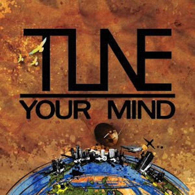 Tune YOUR MIND CD