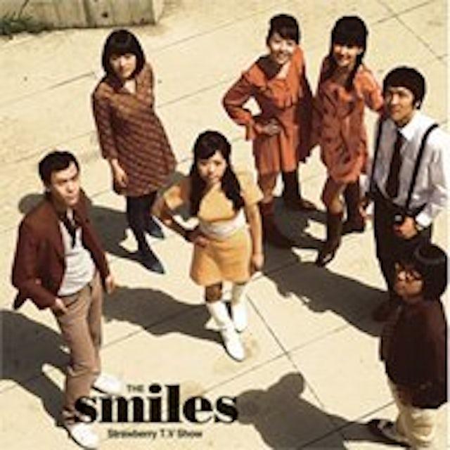 Smiles STRAWBERRY TV SHOW CD