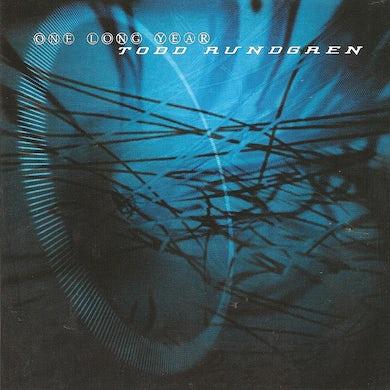 Todd Rundgren ONE LONG YEAR CD