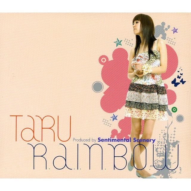 Taru R.A.I.N.B.O.W. CD