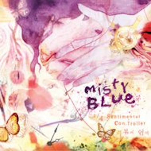 Misty Blue 1/4 SENTIMENTAL CON.TROLLER CD