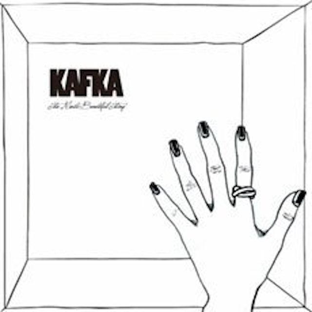 Kafka MOST BEAUTIFUL THING CD