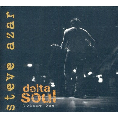 Steve Azar DELTA SOUL 1 CD