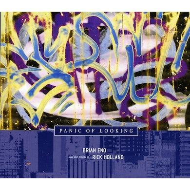 Brian Eno PANIC OF LOOKING CD