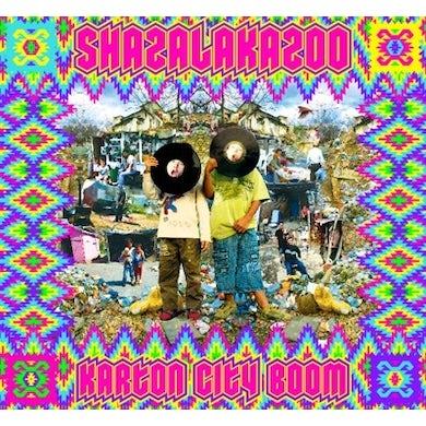 Shazalakazoo KARTON CITY BOOM Vinyl Record