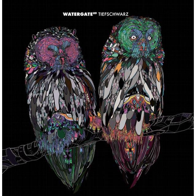Tiefschwarz WATERGATE 09 CD