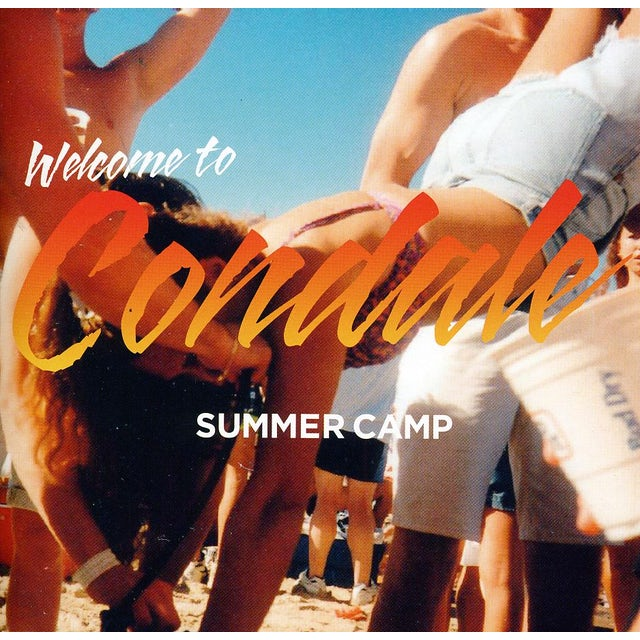 Summer Camp WELCOME TO CONDALE CD