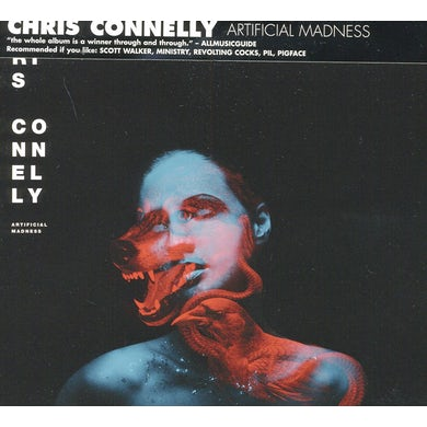 Chris Connelly ARTIFICIAL MADNESS CD
