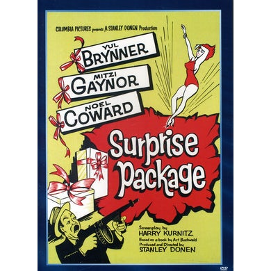 SURPRISE PACKAGE DVD