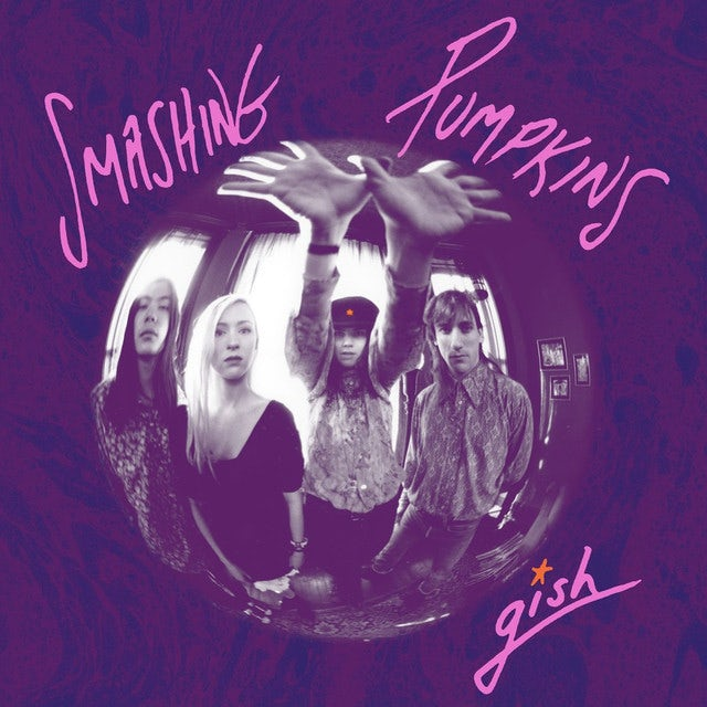 The Smashing Pumpkins GISH Vinyl Record