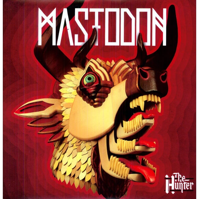 Mastodon HUNTER Vinyl Record