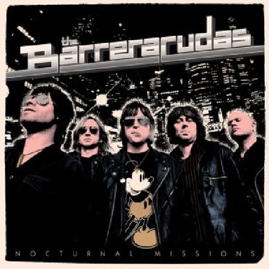 Barreracudas NOCTURNAL MISSIONS CD