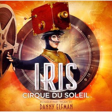 Cirque du Soleil IRIS / Original Soundtrack CD