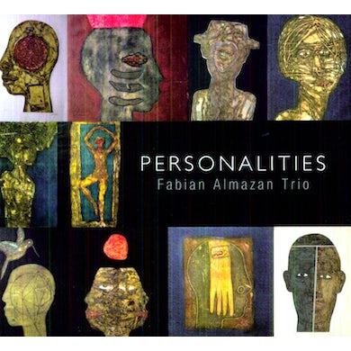 Fabian Almazan PERSONALITIES CD