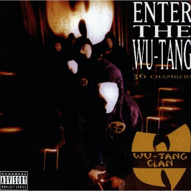 Wu-Tang Clan ENTER THE WU TANG Vinyl Record