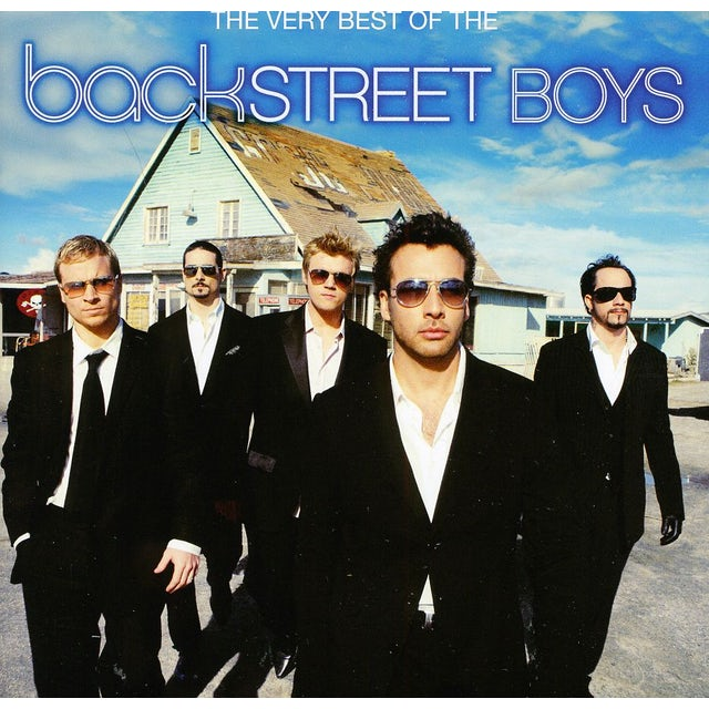 Backstreet Boys VERY BEST OF CD
