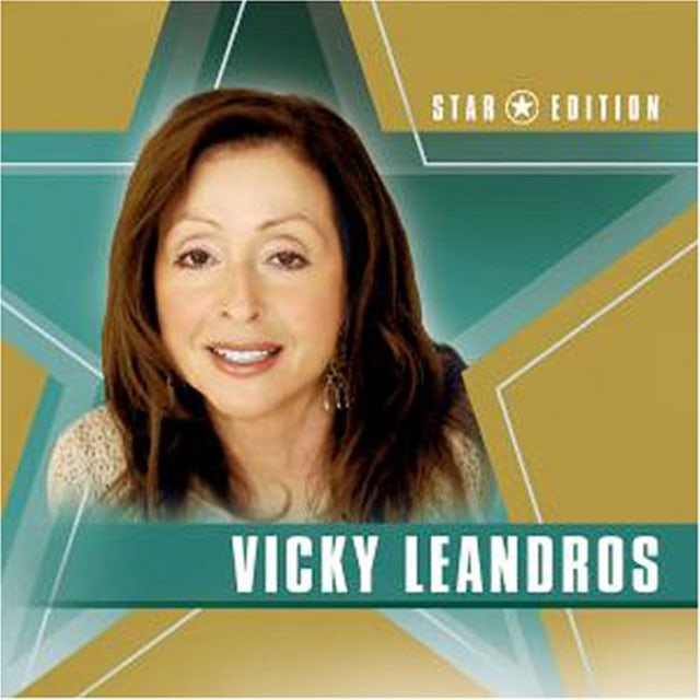 Vicky Leandros STAR EDITION CD