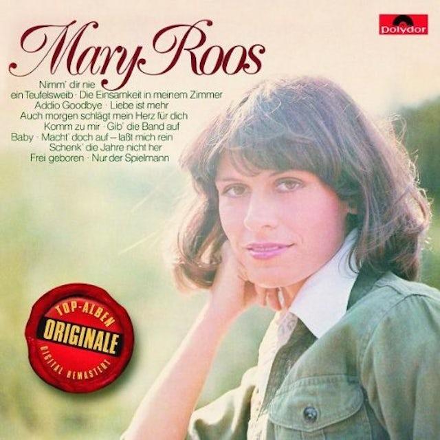 ORIGINALE: MARY ROOS CD