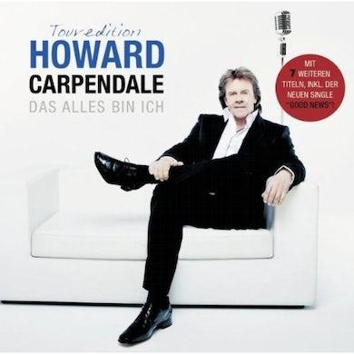 Howard Carpendale DAS ALLES BIN ICH CD
