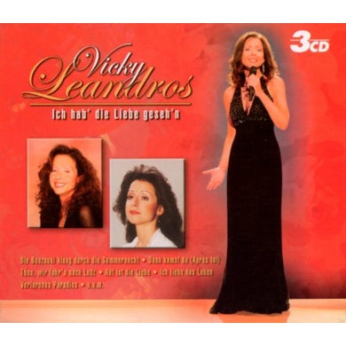 Vicky Leandros ICH HAB DIE LIEBE GESEH'N CD