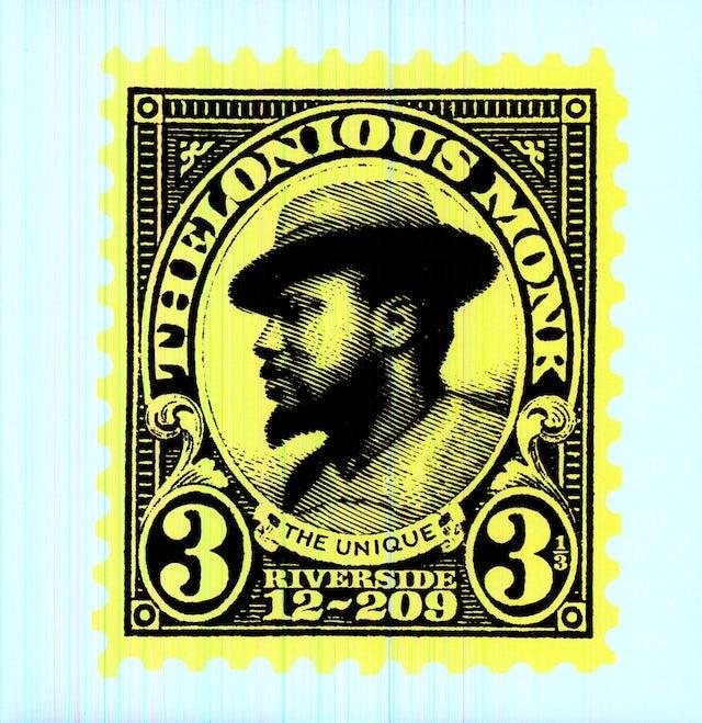 UNIQUE THELONIOUS MONK Vinyl Record