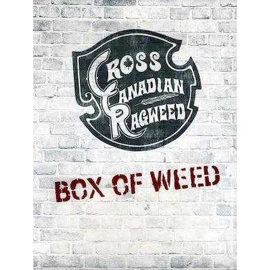 Cross Canadian Ragweed BOX OF WEED CD