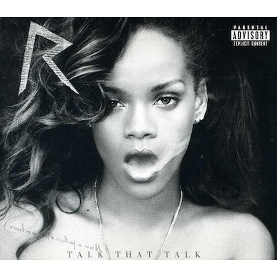 Rihanna TALK THAT TALK CD