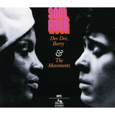 Dee Dee Mcneil / Barry Window / Movements SOUL HOUR CD