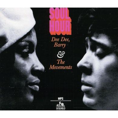 Dee Dee Mcneil / Barry Window / Movements SOUL HOUR CD