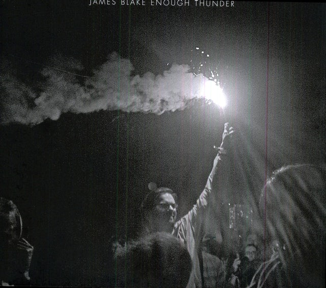 James Blake ENOUGH THUNDER Vinyl Record